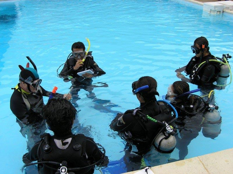 Open Water Scuba Instructor (IDC)